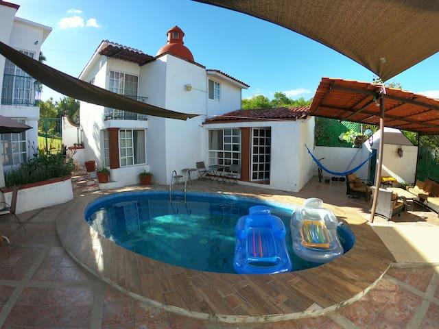"""Villa """"Un rincón cerca del cielo"""""""