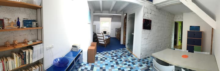 80 m2 lumineux + calme