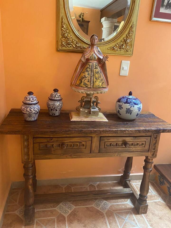 Villa Puebla, un alojamiento con sabor a México.