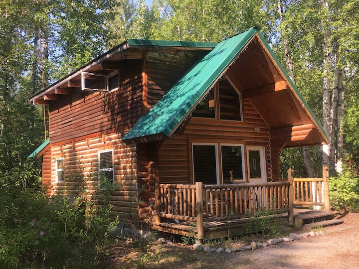 Talkeetna Log Cabin Unit 1