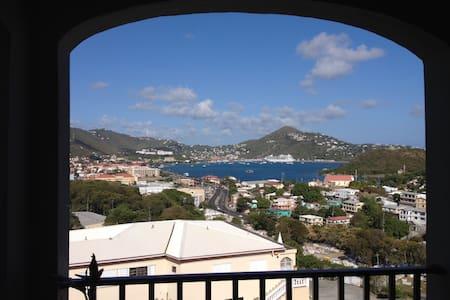 Cool Breezes, Fantastic Harbor View - Charlotte Amalie - Lejlighedskompleks