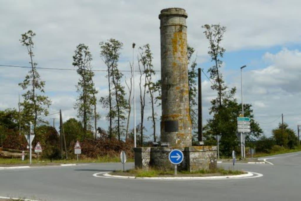 La colonne de Torfou