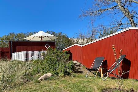 Charmerende lejlighed i Skagen med egen terrasse