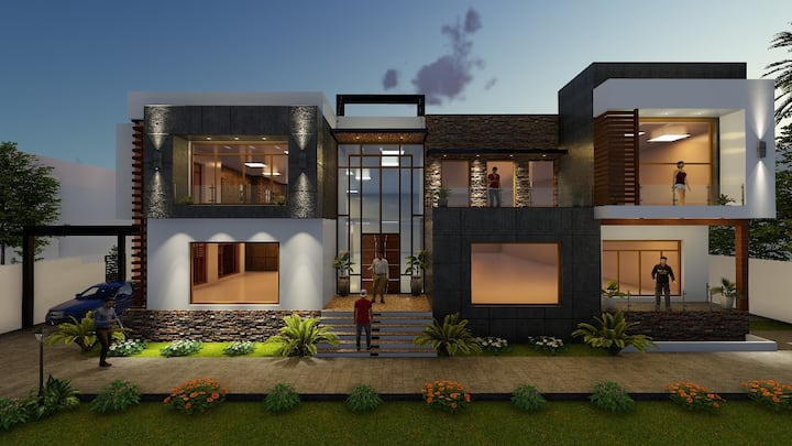 Modern 3 Bed Portion -best location in Islamabad