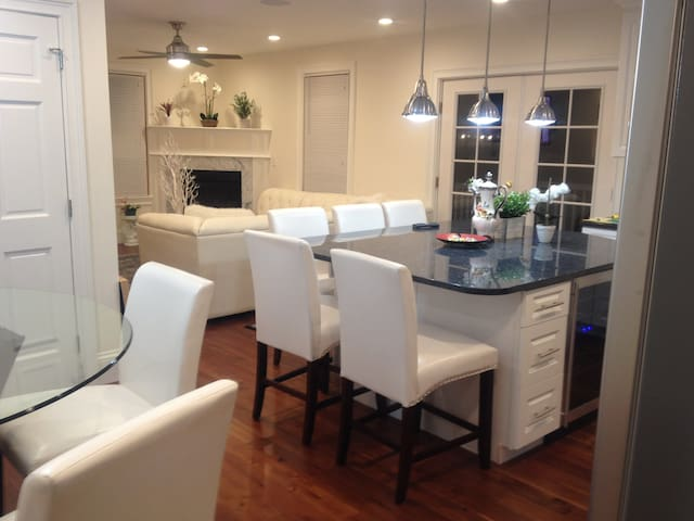 Modern Private Room with Attached Bathroom - Cambridge - Bed & Breakfast
