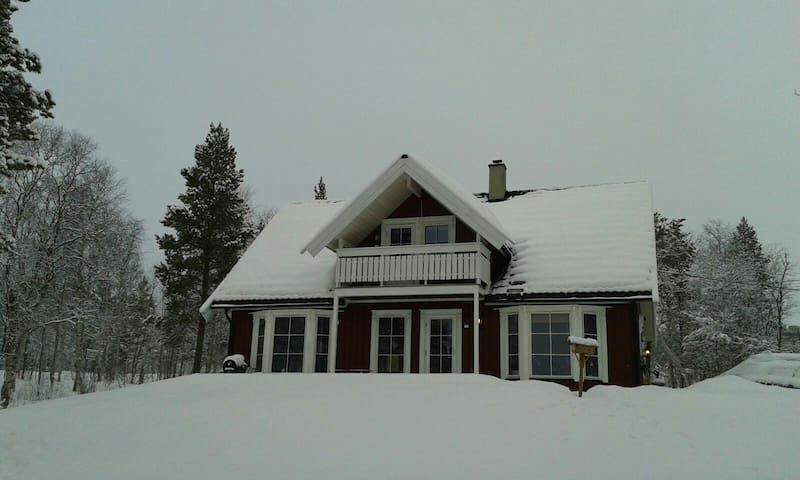 Svanvik, room 1. - Svanvik - House