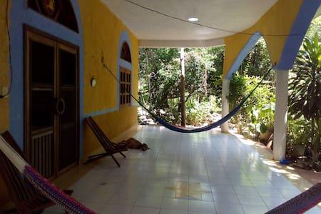 Santuario Yaaxdzonot con dos cenotes vírgenes