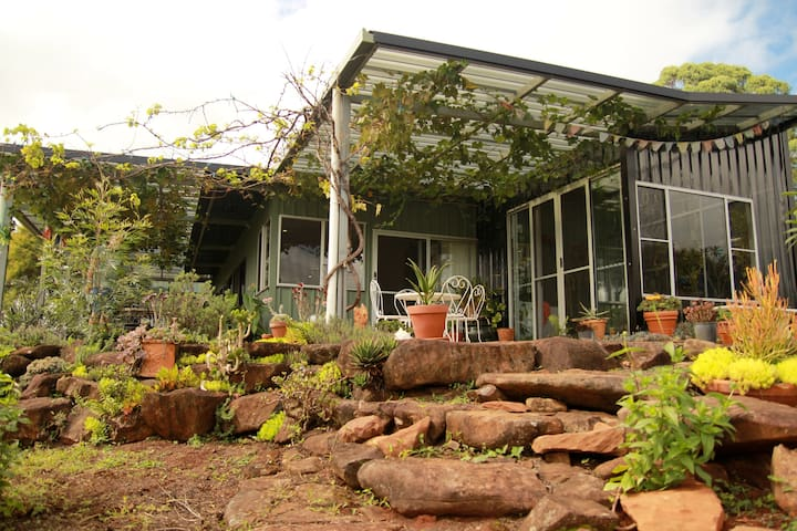 Nimbin Mountains Hideaway - Wadeville - House