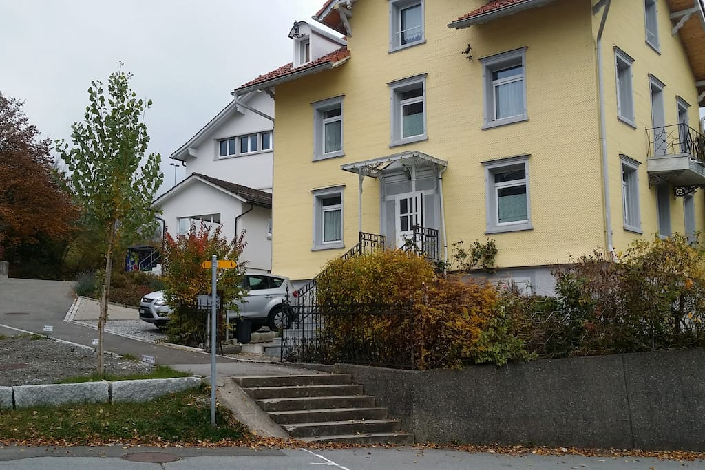 Cosy above lake constance ber dem bodensee apartments for Bodensee apartment