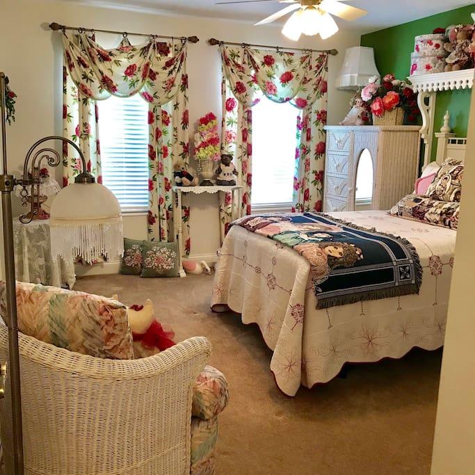 3rd Bedroom w/ Double Bed
