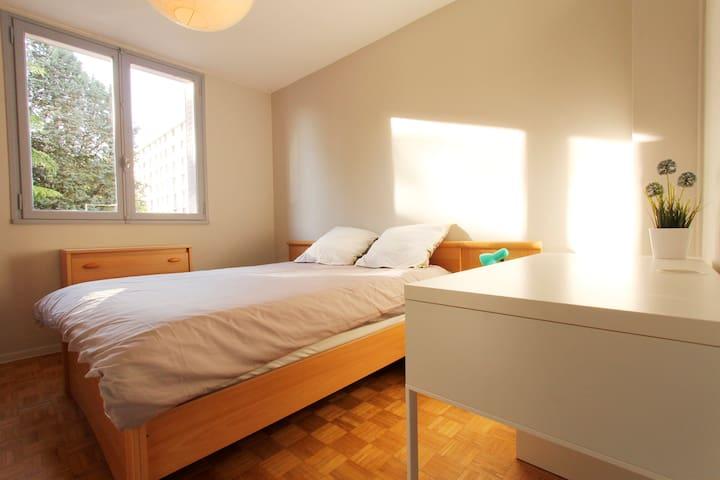 Chambre Singe au calme - Saint-Martin-d'Hères - Apartmen