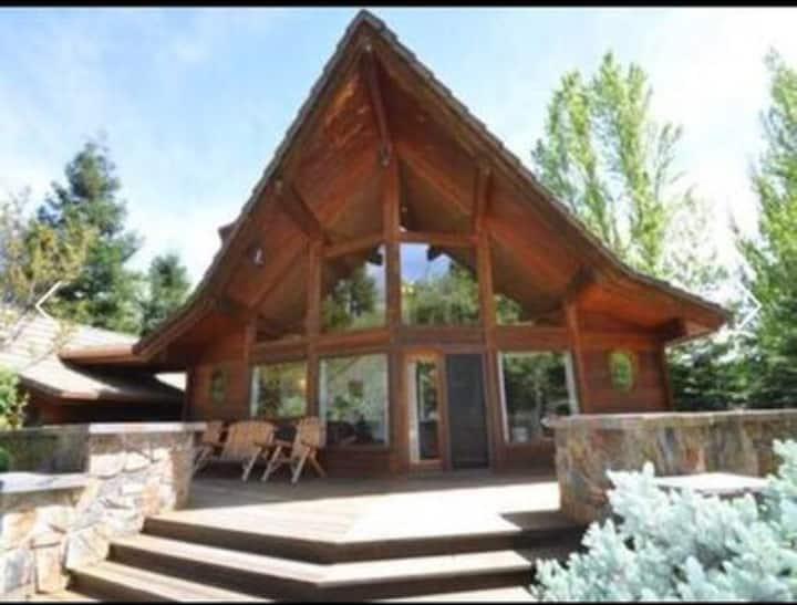 Our Cedar Lodge