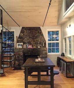 CHILAX CABIN : 3 BR + Loft - Rhododendron - Maison