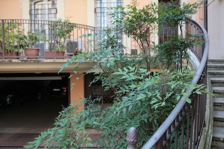 Beautiful apartment in the historic center - Wohnung