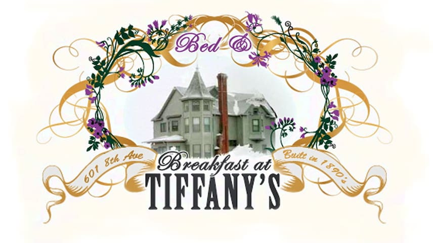Bed & Breakfast at Tiffanys and The Guesthouse