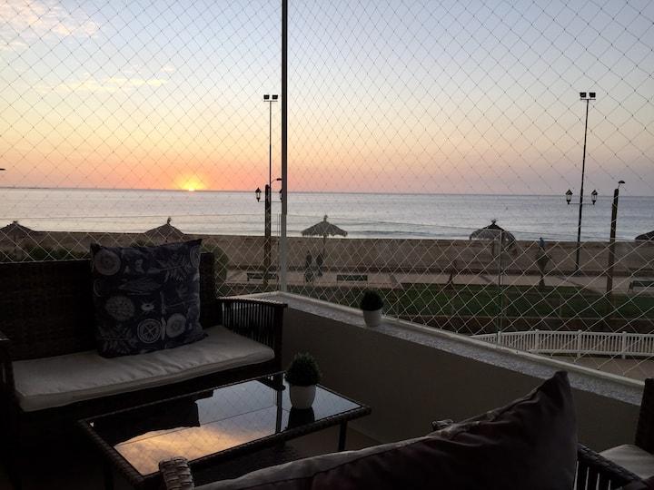 PUNTA PUYAI  Frente a la Playa 🏖  WiFi, sábanas