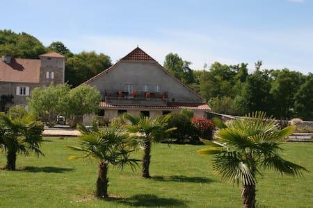 2 chambres dans un Manoir Béarnais - Barraute-Camu