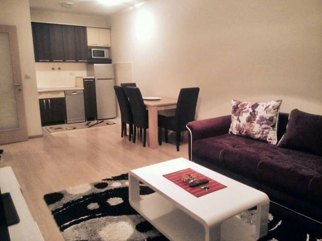 Alan Ford Apartment - brend new! - Podgorica - Lägenhet