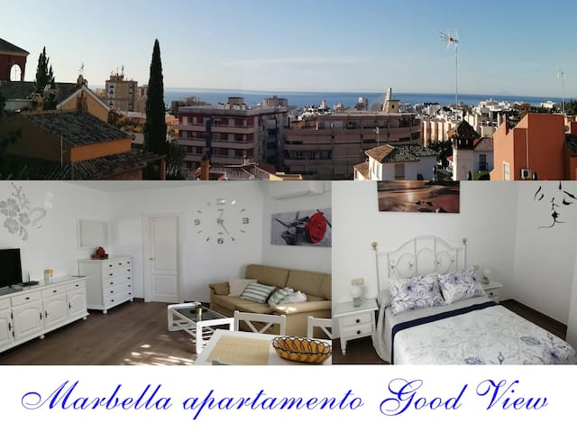 Marbella Apartamento Good View