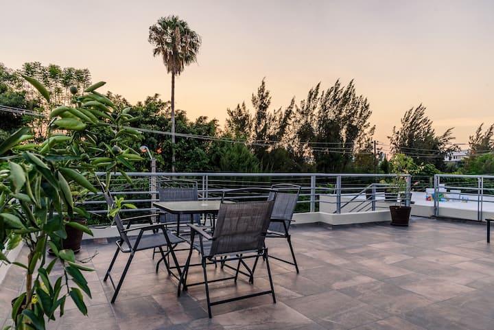 Roof garden estudio chapalita 2