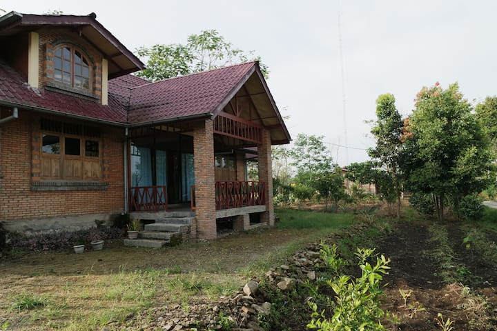 stay at the middle of coffee farm - Sidikalang - Maison