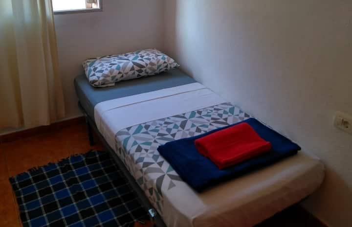 Acogedora habitación en la Cuesta