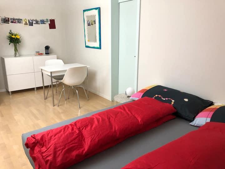 Modernes Terrassenhaus-Zimmer im Westen von Bern
