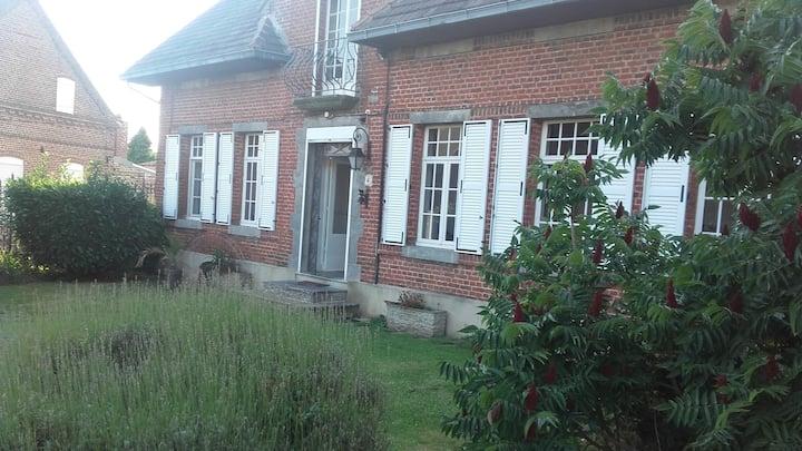 LILAMEL, grande maison dans les Hauts-de-France.