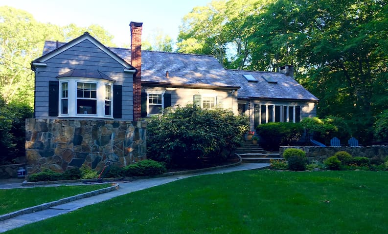 Idyllic retreat, private association on river - Weston - Byt