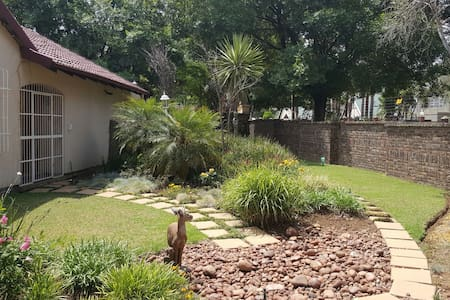 Space and Charm in leafy suburb. - Benoni