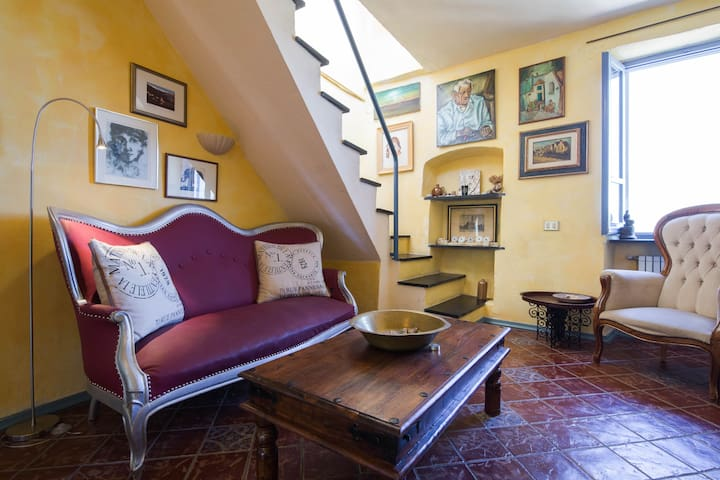 Romantic mountain casa - Bestagno