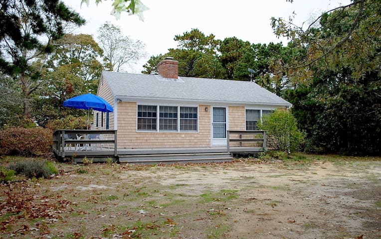 Private Cottage Walk to Beach - Eastham - Casa