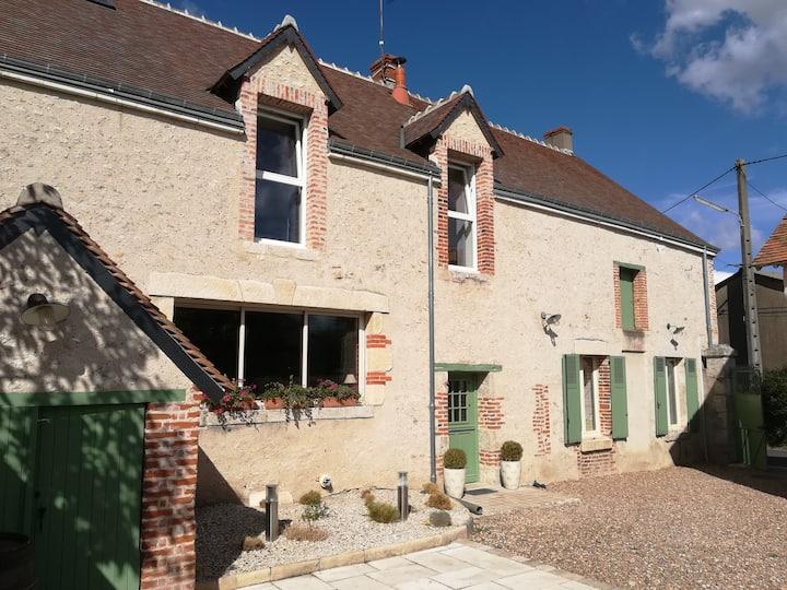 Gîte de Charme Loire & Chambord - 2/14 pers