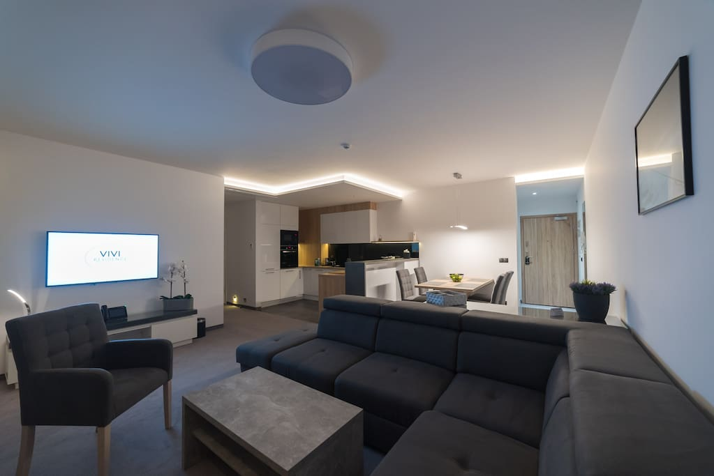 Salon Apartament A17