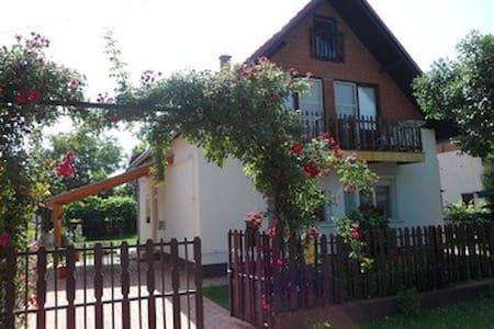 Rózsalugas ház - Szántód