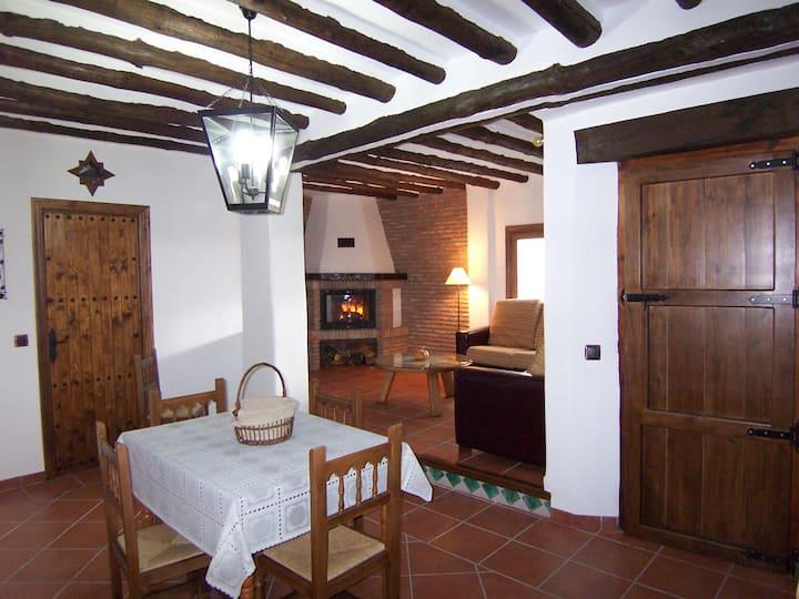 Balcón de Válor - Casa rural Nº7 en La Alpujarra