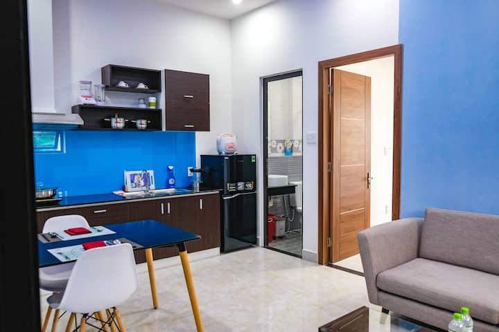 Mark Apartment 1 BEDROOM - Free 2SIM 4G -new 100%