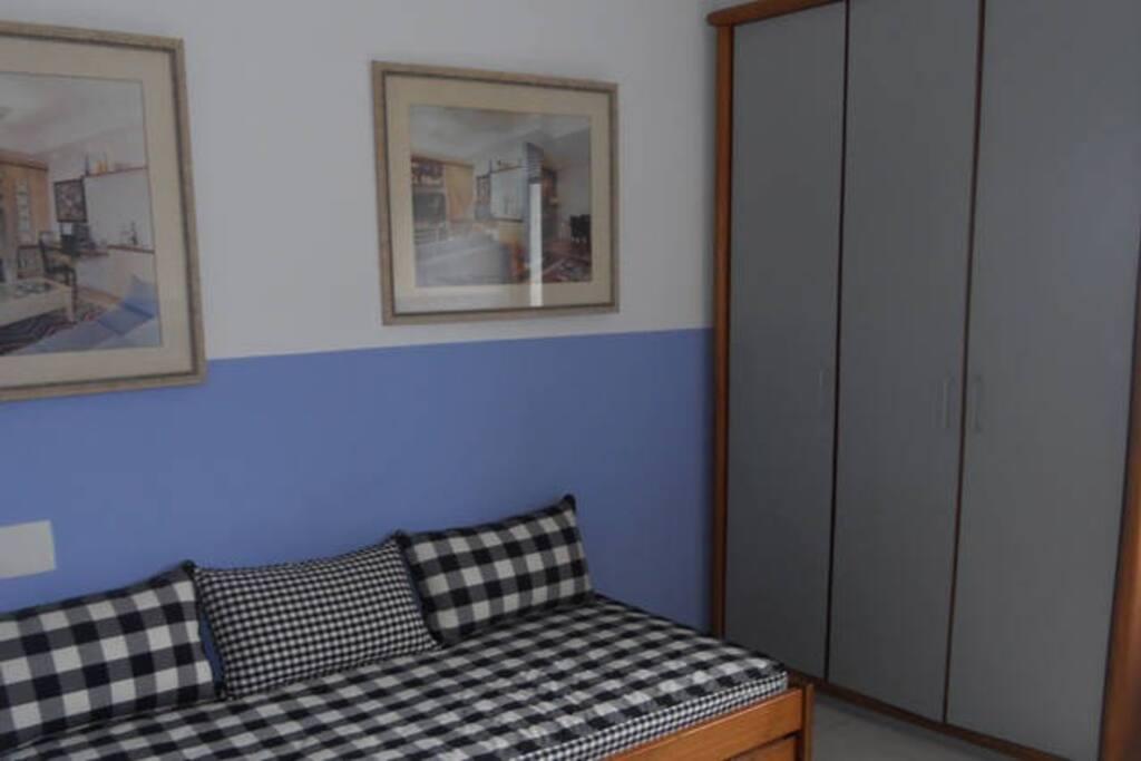 ▲ Suite de Solteiro - Bicama e Armário ▲