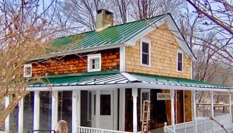 """The Farmhouse"" on Silver Mountain"