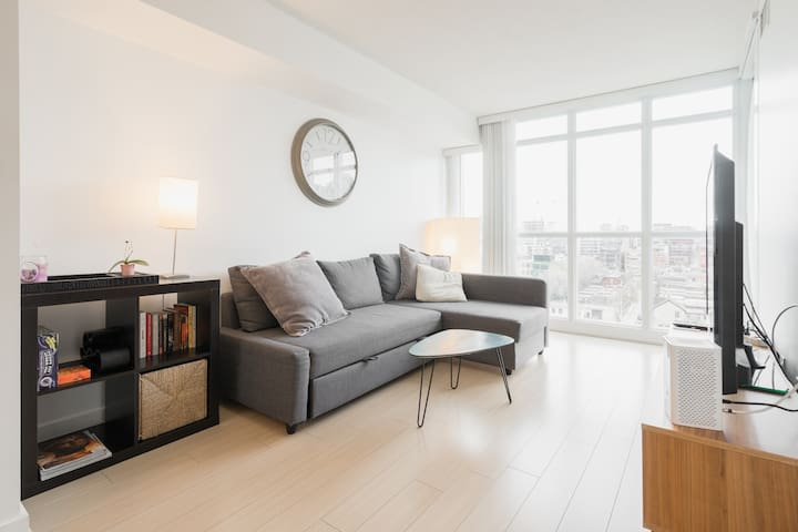 Luxury Condo Downtown Toronto 2 Bed 1 Bath