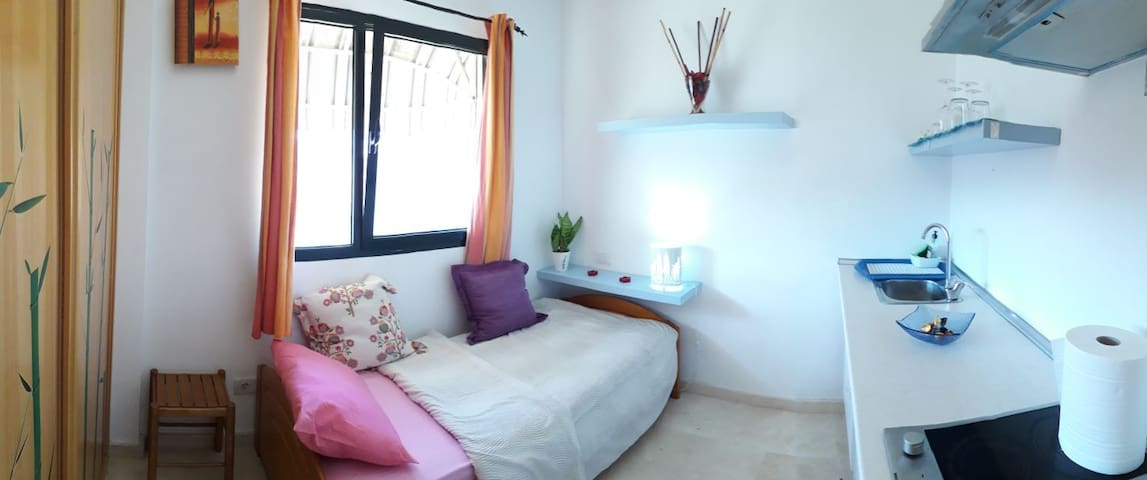 Cozy studio in best place Gran Canaria Puerto Rico