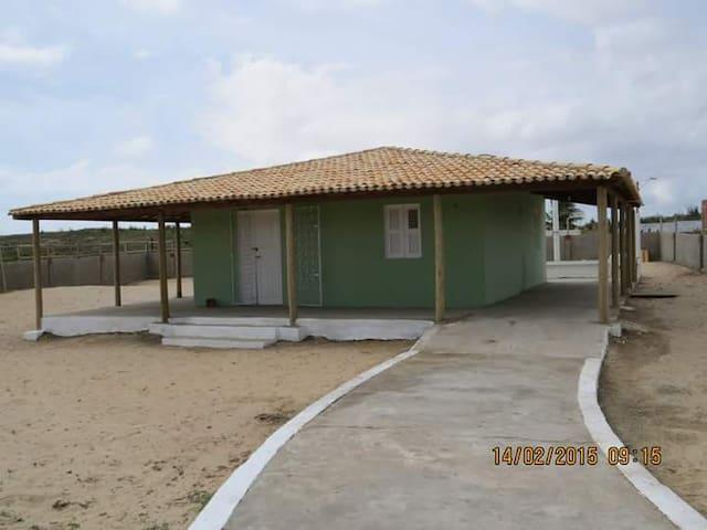 Bangalô próximo a Canoa Quebrada - Fortim - House