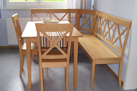Apartment Ferienwohnung Petra for 4 persons in Nentershausen - Nentershausen