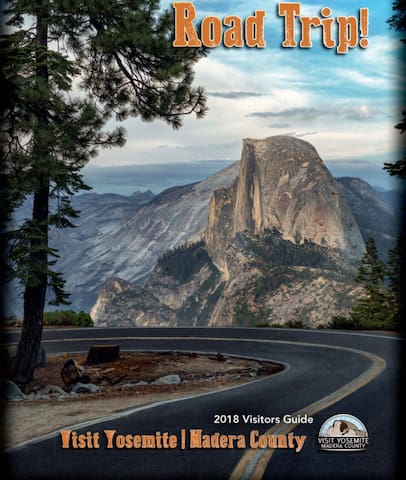 We are only 1 hour and 9 min. to the beautiful National Park, Yosemite. Enjoy seeing the park during your stay! You can either drive or hike in!