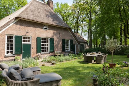 Old  farmhouse on beautifull estate - Heerde - Wikt i opierunek