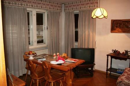 Grande appartamento al centro di Cortina - Cortina d'Ampezzo