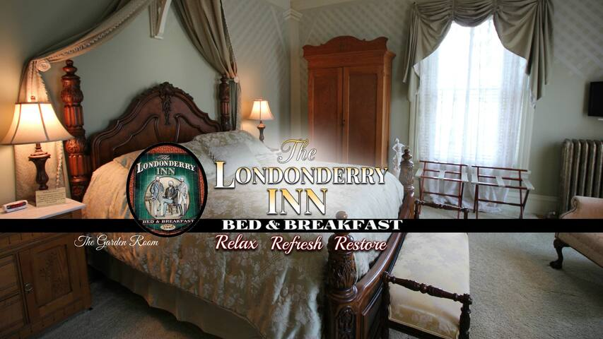 THE LONDONDERRY INN B&B's Garden Room - พาร์มีร่า