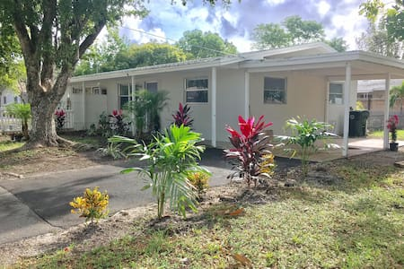 beautiful 2/1 compley remodeled and upgraded - Oakland Park - Dom
