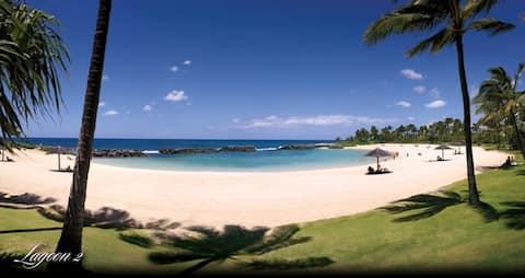 **5 Stars** Ko Olina Beach Villa Resort 3 bd/3 ba