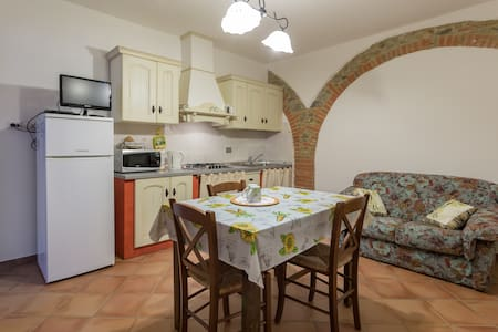 Apartment Basilico - Piegaro